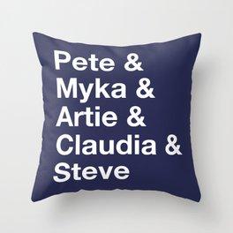 Warehouse 13 Love Throw Pillow