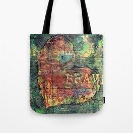 Permission Series: Brave Tote Bag