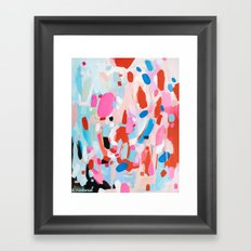 Something Wonderful Framed Art Print