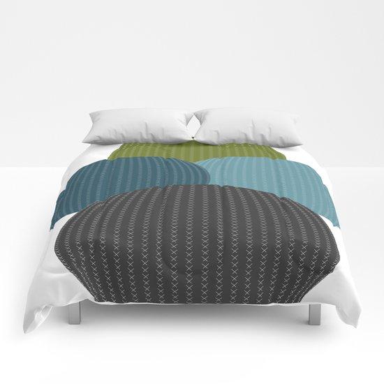 Homer cactus Comforters