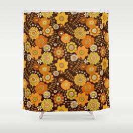Lover lovber Dk brown Shower Curtain
