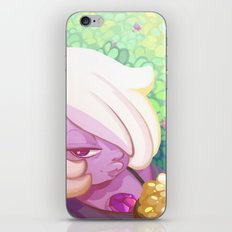 Chilling with Amethyst iPhone & iPod Skin