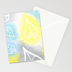 Leafs Stationery Cards