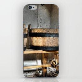 Three Buckets iPhone Skin