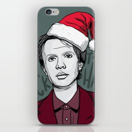 Beck The Halls iPhone Skin