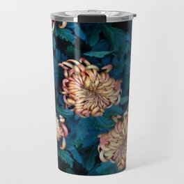 Сhrysanthemums Travel Mug
