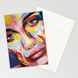 Elisabeth by carographic Stationery Cards
