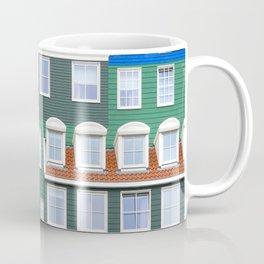 Amsterdam Facade Coffee Mug
