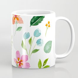 All Things Bright - White Coffee Mug