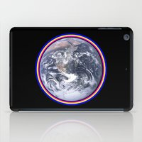 earth iPad Cases featuring Earth by Spooky Dooky