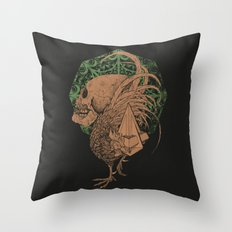 PYRAMID II Throw Pillow