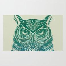 Warrior Owl Rug