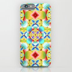 Cosmic Celtic Ombre (smaller scale) Slim Case iPhone 6s