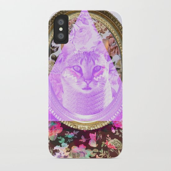 Mirror mirror on the wall who's the fairest of them all iPhone Case