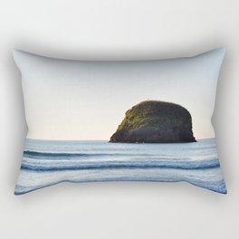 Sea sunset Rectangular Pillow