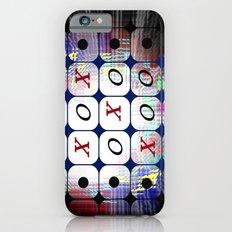 TIC TAC TOE. Slim Case iPhone 6s