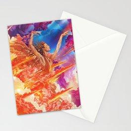 A Thunderous Anthem  Stationery Cards