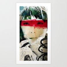 hanoi hannah Art Print