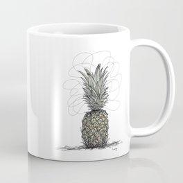 Tropical Pineapple Coffee Mug