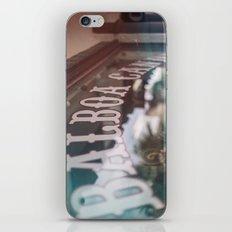 Balboa Candy iPhone & iPod Skin