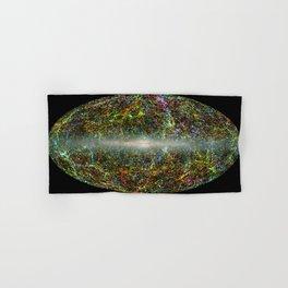 Large Scale Universe Model Hand & Bath Towel