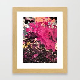 Conscious Journey Framed Art Print
