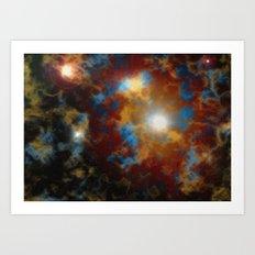 Nebula III Art Print