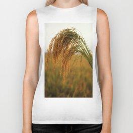 Long Grain Rice Biker Tank
