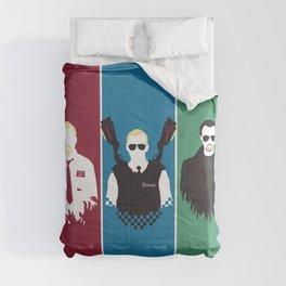 Blood & Ice Cream Comforters