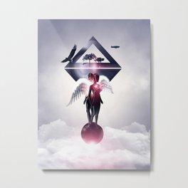 GENESIS Metal Print