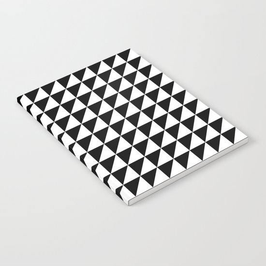 Black and white retro  Notebook