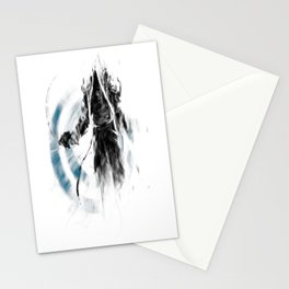 Death Angel Stationery Cards