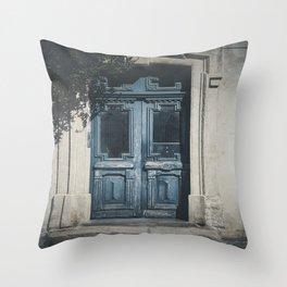 Italian Door II Throw Pillow