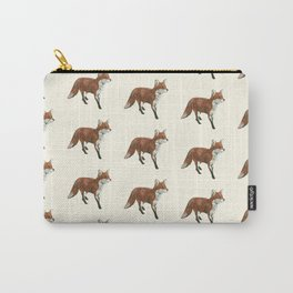 Mr Red Fox Carry-All Pouch