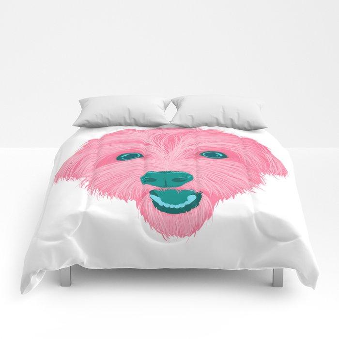 havanese - wht Comforters