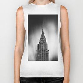 Chrysler Building Biker Tank