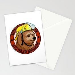 Big Bear Brigade Stationery Cards