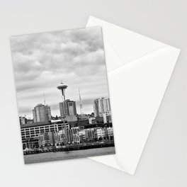 Seattle Waterfront Stationery Cards