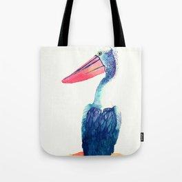 Pelikan Tote Bag