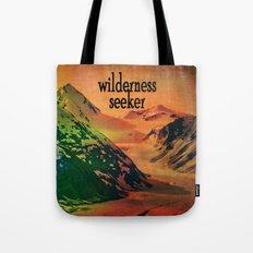 Wilderness Seeker Tote Bag