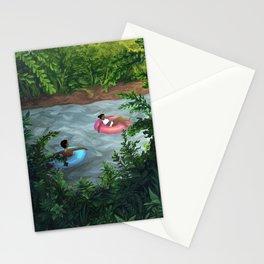 Downstream Stationery Cards
