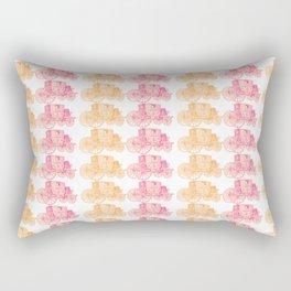 Ladies Love Carriages Rectangular Pillow