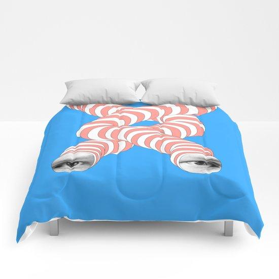 Freedom Breaks Comforters