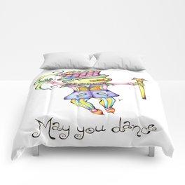 May You Dance Comforters