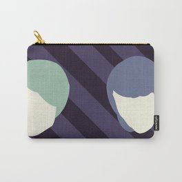Tegan and Sarah Carry-All Pouch