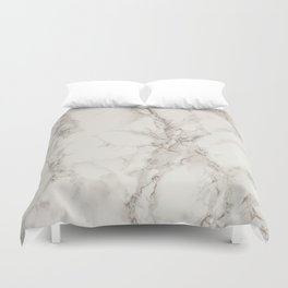 Simple Marble Duvet Cover