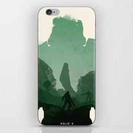 Halo 3 iPhone Skin