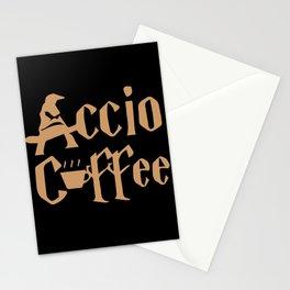 Accio Coffee Stationery Cards