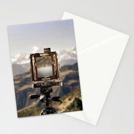 Camera Landscape Stationery Cards