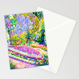 Francisco Iturrino Malaga Garden Stationery Cards
